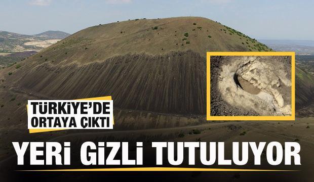 Türkiye'de ortaya çıktı! Yeri gizli tutuluyor! 5 bin yıllık...
