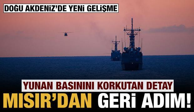 Yunan basınını korkutan detay: Doğu Akdeniz'de yeni gelişme!