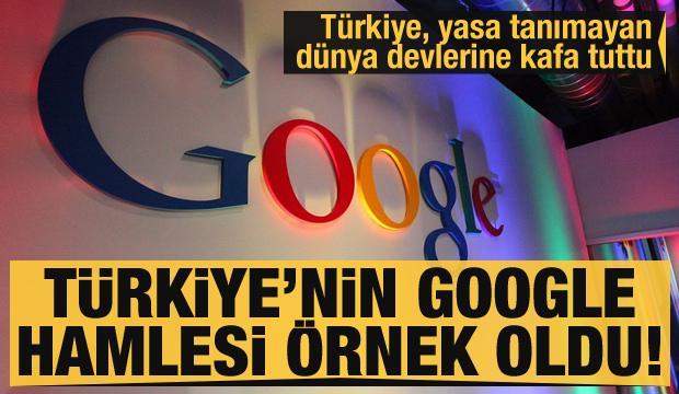 Türkiye'nin Google hamlesi örnek oldu! (05 Mart 2021 Günün Önemli Gelişmeleri)