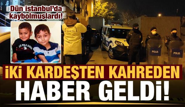Son dakika haberi: Dün İstanbul'da kaybolmuşlardı! Kahreden haber geldi...