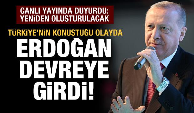 Erdoğan açıkladı: Meclis'te yeni bir komisyon oluşturuluyor...