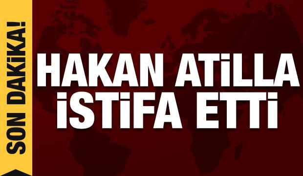 Son dakika: Hakan Atilla Borsa İstanbul'daki görevinden istifa etti