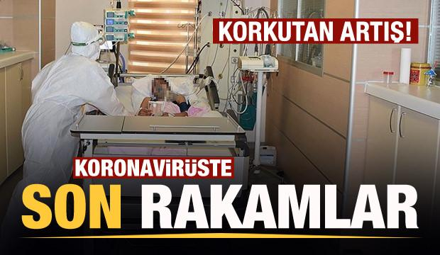 Son dakika: 8 Mart koronavirüs tablosu! Vaka, Hasta, ölü sayısı ve son durum açıklandı
