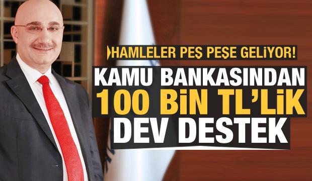Son dakika haberi: Halkbank'tan kadın girişimcilere destek paketi!