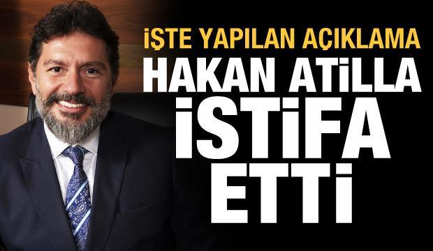 Son dakika! Borsa İstanbul'dan açıklama: Hakan Atilla görevinden istifa etti