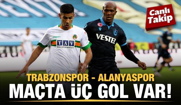 Trabzonspor - Alanyaspor! CANLI