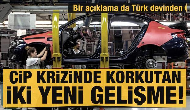 Çip krizinde yeni gelişme! Türk devinden açıklama geldi... Ford ve Volvo'dan şoke eden haber