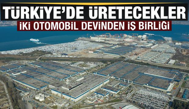 Son dakika haberi: Volkswagen ve Ford'dan iş birliği! Türkiye'de üretecekler