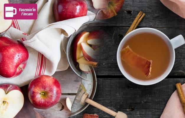Elma kabuğu çayının faydaları nelerdir?
