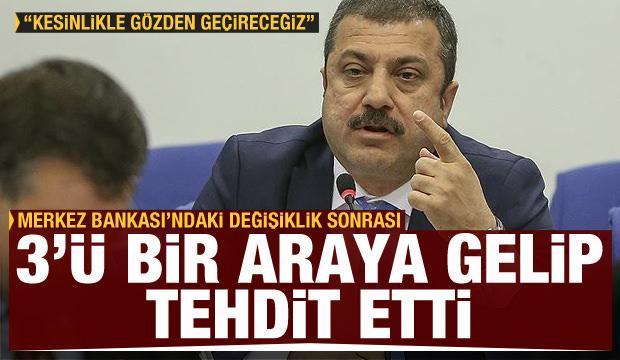 Son dakika haberi: 3 kredi derecelendirme kuruluşundan Türkiye'ye tehdit!