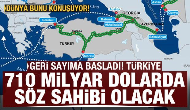 Dünya bunu konuşuyor: Türkiye 710 milyar dolarda söz sahibi olacak