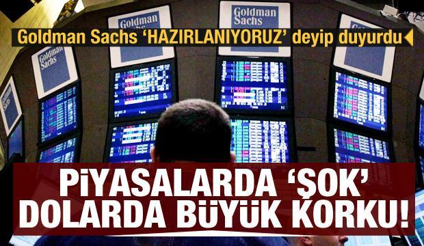 Goldman Sachs'ten Bitcoin hamlesi geldi! Piyasalarda şok: Dolarda büyük korku
