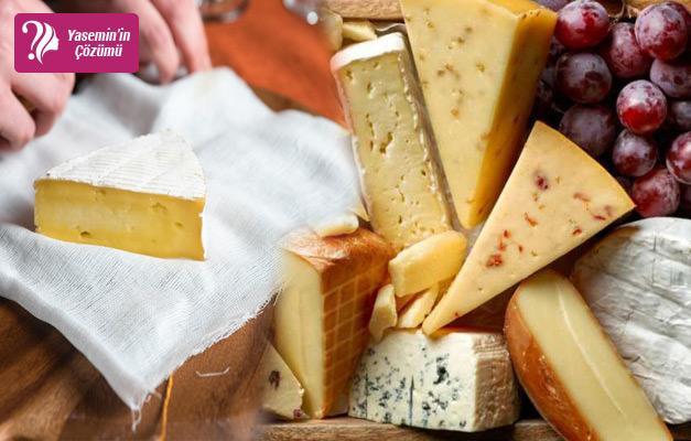 Peynir severlere müjde! Peyniri uzun süre muhafaza etmek için...