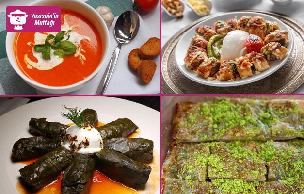 En farklı ve dolu dolu iftar menüsü nasıl hazırlanır?