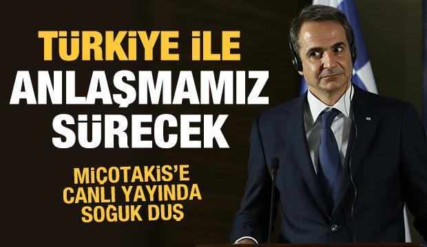 Miçotakis ile görüşen Libya Başbakanı: Türkiye ile anlaşmamız sürecek