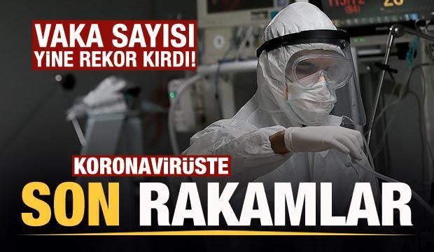 Son dakika: 8 Nisan koronavirüs tablosu! Vaka, Hasta, ölü sayısı ve son durum açıklandı
