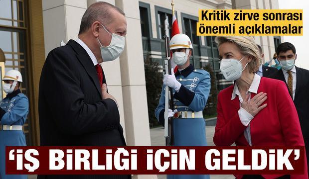 Son dakika: AB Konseyi'nden Türkiye açıklaması!