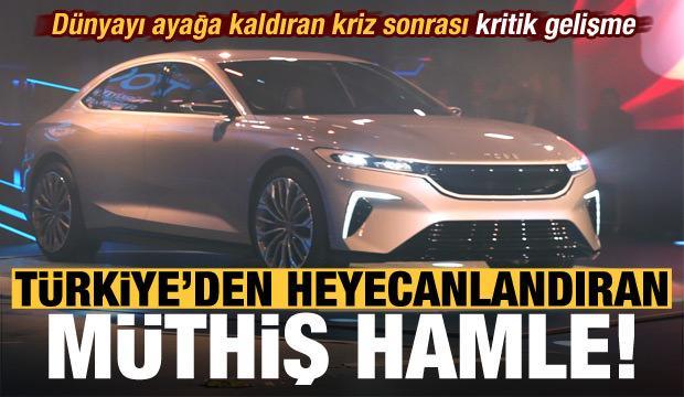 Son dakika: Dünyayı ayağa kaldıran kriz sonrası Türkiye'den müthiş hamle!