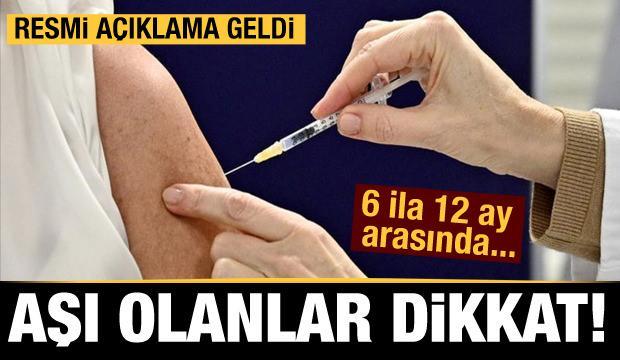 Aşı olanlar dikkat! (16 Nisan  2021 Günün Önemli Gelişmeleri)