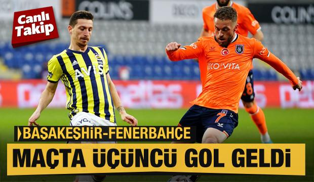 Başakşehir - Fenerbahçe! CANLI