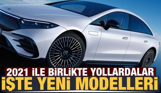 Dijital ortamda görücüye çıktılar! İşte en son tanıtılan otomobil modelleri