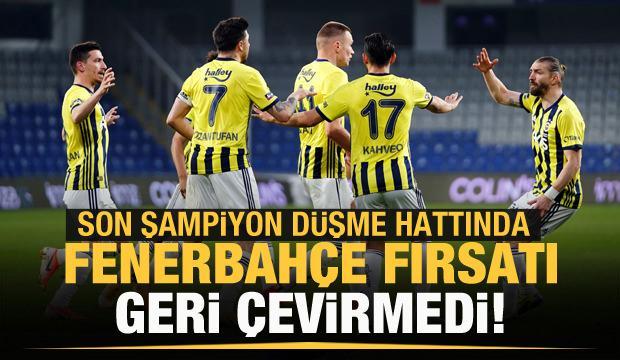 Fenerbahçe fırsatı geri çevirmedi!