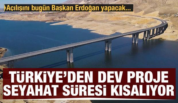 Hasankeyf-2 Köprüsü için geri sayım başladı!