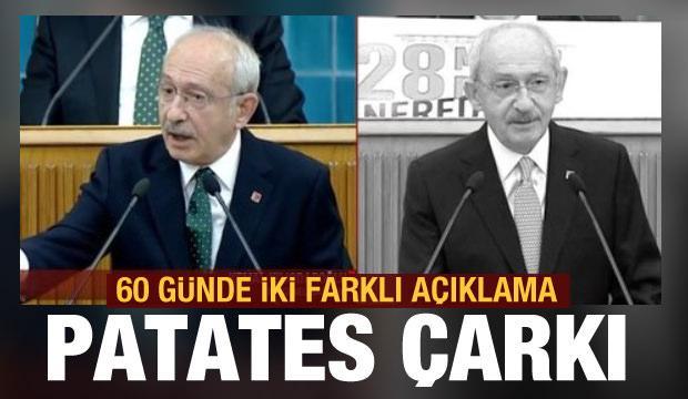 Kılıçdaroğlu'nun 'Patates' videosu gündeme oturdu!