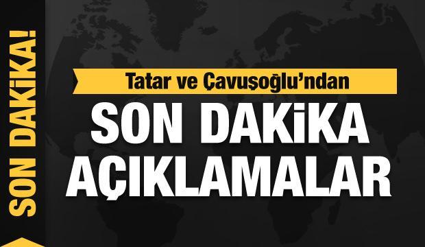 Δηλώσεις της τελευταίας στιγμής από τον Πρόεδρο της ΤΔΒΚ Τατάρ