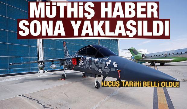 Parça üretimi hızlandı: Hürjet uçağı montaja hazırlanıyor