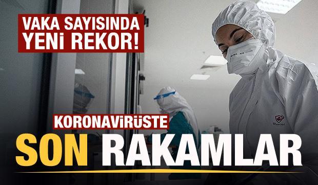 Son dakika: 16 Nisan koronavirüs tablosu! Vaka, Hasta, ölü sayısı ve son durum açıklandı