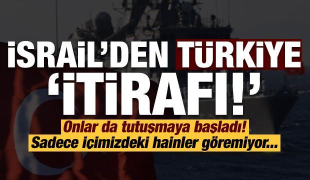 Son dakika haberi: İsrail'den Türkiye itirafı! 'Bölgenin en güçlüsü'