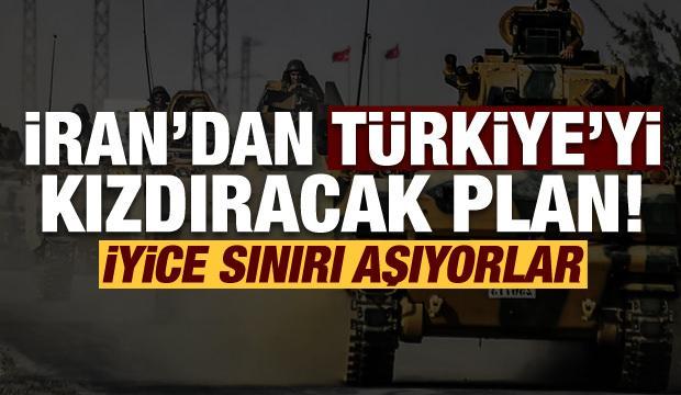 Son dakika: İran'dan Türkiye'yi kızdıracak plan! İyice sınırı aşıyorlar...