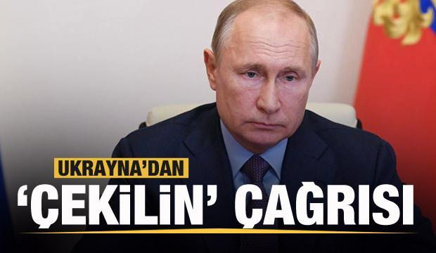 Ukrayna'dan şoke eden Putin ve Rusya açıklaması
