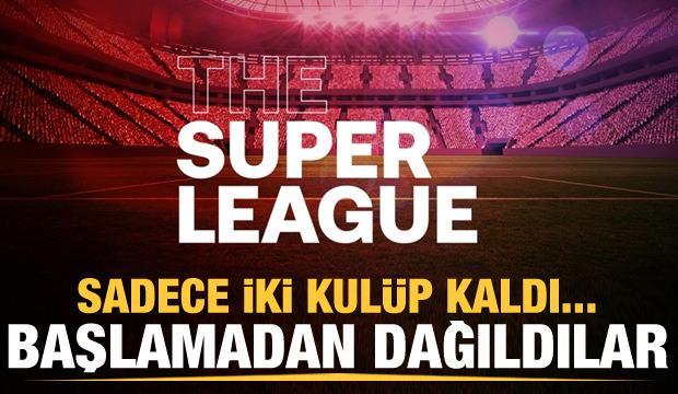 Avrupa Süper Ligi başlamadan dağıldı!