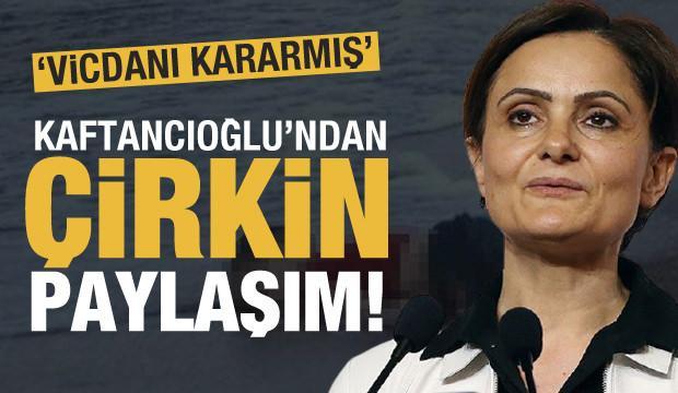 "CHP'li Canan Kaftancıoğlu'ndan skandal ""Aylan bebek"" paylaşımı.."