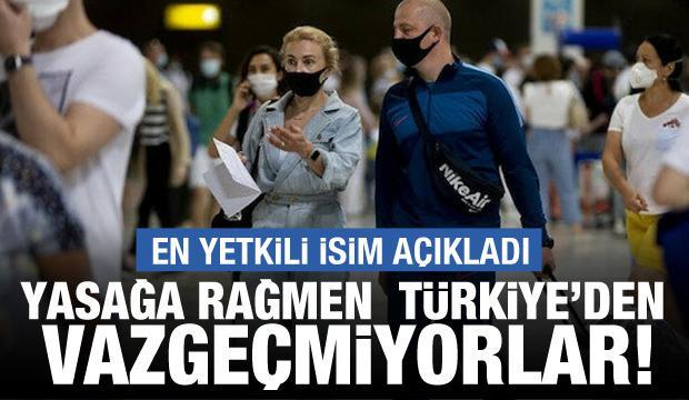 En yetkili isim açıkladı! Türkiye'den vazgeçmiyorlar