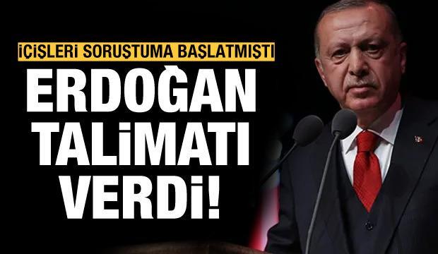 Erdoğan'dan gri pasaport talimatı