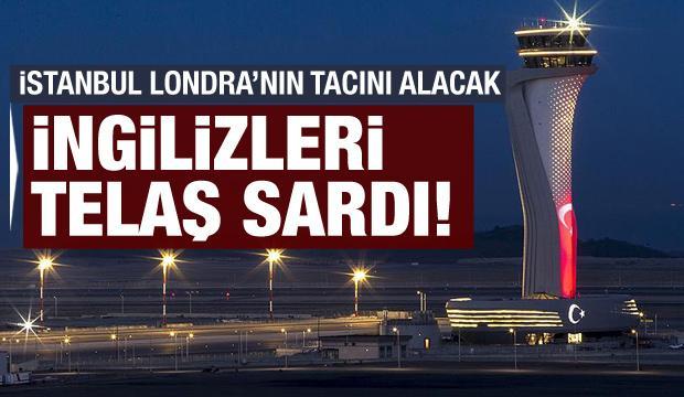 İngilizleri pandemi sonrası telaşı sardı! İstanbul Londra'nın tacını alacak