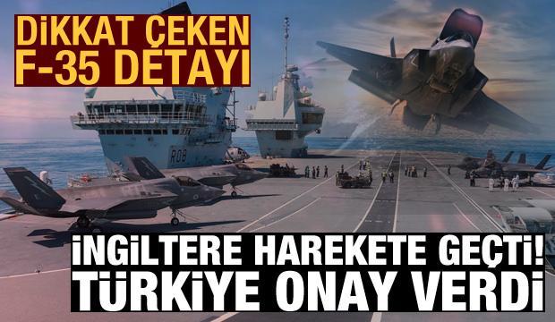İngiltere'den Türkiye'ye 'savaş gemisi' bildirimi! Dikkat çeken F-35 detayı