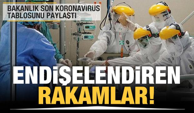 Son dakika: 21 Nisan koronavirüs tablosu! Vaka, Hasta, ölü sayısı ve son durum açıklandı