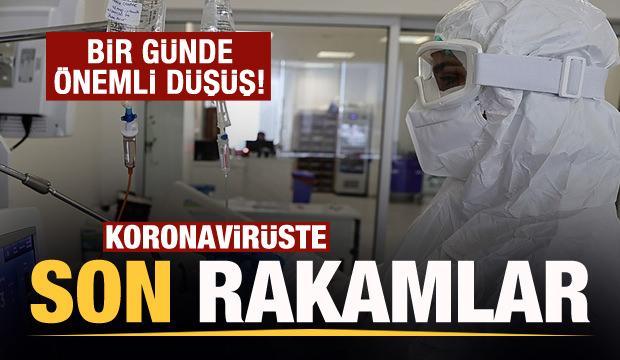 Son dakika: 23 Nisan koronavirüs tablosu! Vaka, Hasta, ölü sayısı ve son durum açıklandı