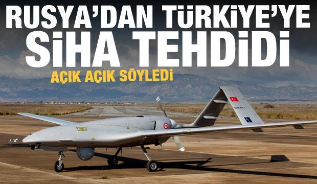 Rusya'dan Türkiye'ye herkesi şaşkına uğratan İHA ve SİHA tehdidi