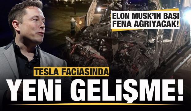 'Tesla' faciasında yeni gelişme! Elon Musk'ın başı fena ağrıyacak
