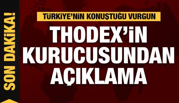 Thodex'in kurucusundan açıklama