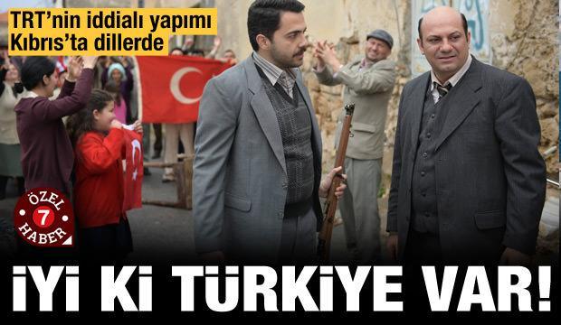 TRT'nin Bir Zamanlar Kıbrıs'ı tarihi gerçekleri ortaya koyuyor