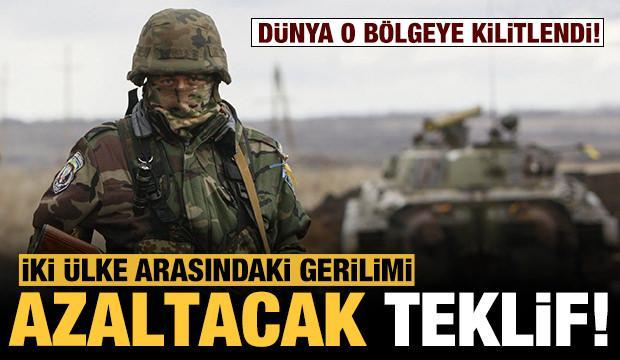Ukrayna'dan Putin'e Donbass çağrısı