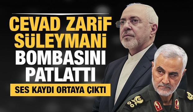 Cevad Zarif'in ses kaydı gündeme bomba gibi düştü - DÜNYA Haberleri
