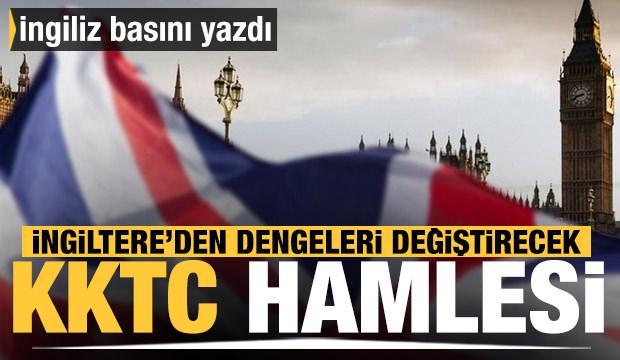 İngiliz basını: İngiltere KKTC'yi bağımsız bir ülke olarak tanımayı düşünüyor