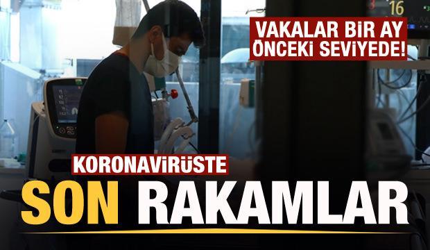 Son dakika: 1 Mayıs koronavirüs tablosu! Vaka, Hasta, ölü sayısı ve son durum açıklandı